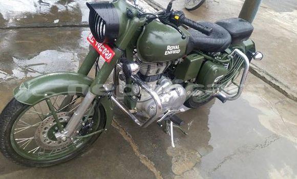 Buy Used Royal Enfield CLASSIC Green Bike in Kathmandu in Bagmati