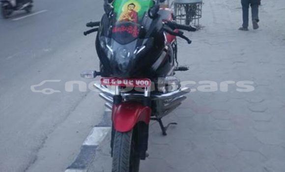 Buy Used Bajaj PULSAR Black Bike in Kathmandu in Bagmati