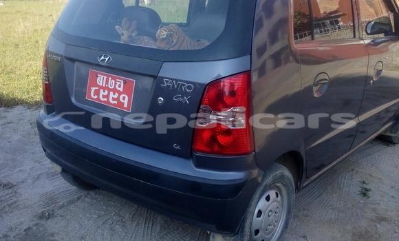 Buy Used Hyundai Sonata Blue Car in Kathmandu in Bagmati