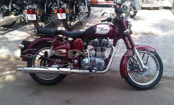 Buy Used Royal Enfield CLASSIC Red Bike in Kathmandu in Bagmati