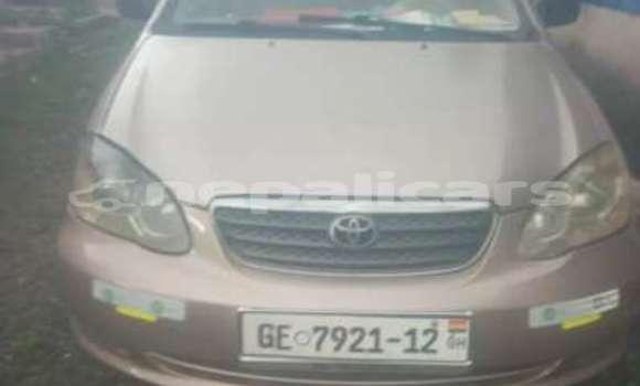 Buy Used Toyota Corolla Other Car in Kathmandu in Bagmati