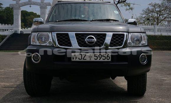 Buy Used Nissan Patrol Silver Car in Mahendranagar in Mahakali