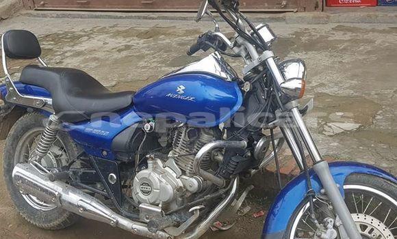 Buy Used Bajaj AVENGER Blue Bike in Lalitpur in Bagmati